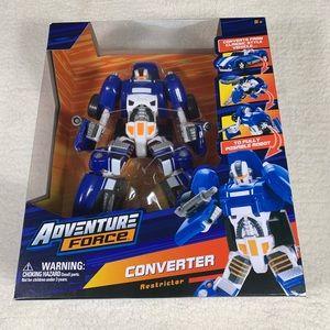 "Adventure Force Converter Restrictor 11"" Figure"